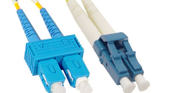 Pin On Fiber Optic Cables Adaptors