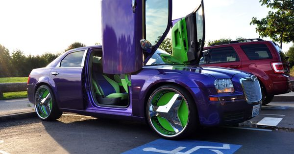Chrysler 300 Pimped Out Wow Jeep Dodge Chrysler