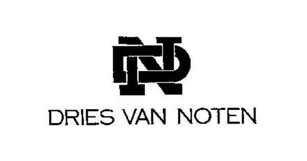 Dries van Noten logo | Dries van noten, Logos, Van