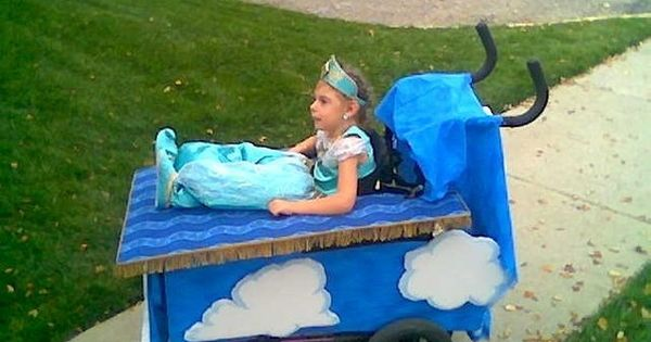 family halloween costumes with toddler girl