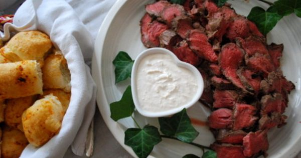 ... , Horseradish cream sauce and Grilled beef tenderloin on Pinterest