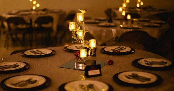 Katy Weaver Photography ~ Christmas Wedding ~ Our Reception was in an ...