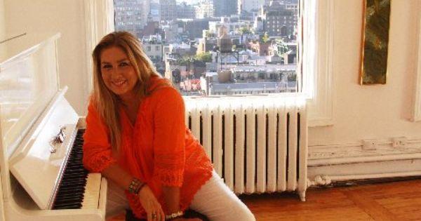 Romina Power In New York City