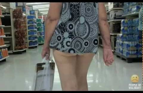 People Of Walmart (Sexy And I Know It - LMFAO).