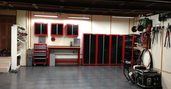 Car garage wallpaper garage pinterest for Gladiator vs kobalt garage