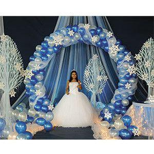 Quinceanera Winter Wonderland Theme Images Winter Wonderl