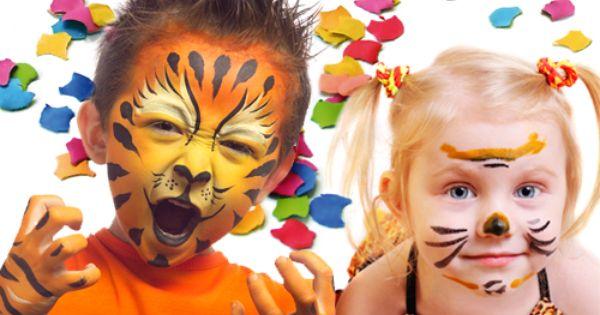 Concours maquillage maquillez votre enfant pour le carnaval enfant maquillage et fantaisie - Maquillage sorciere fillette ...