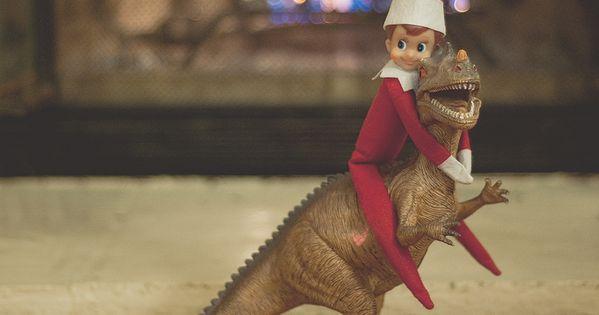 Elf on the shelf. elfontheshelf elfonashelf elf Christmas ideas