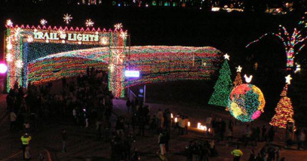 Holiday Christmas Light Displays Christmas Travel Christmas Lights Christmas Light Displays