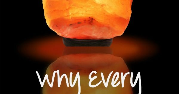 Why Are Salt Lamps Good For You : Why You Need a Salt Lamp- Himalayan Salt Lamps are good for your indoor air quality as well as ...