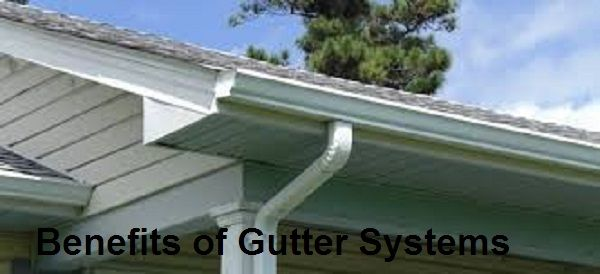 A Glimpse Over The Functional Benefits Of Gutter Systems Gutters How To Install Gutters Cleaning Gutters