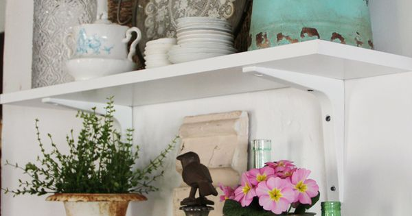 You can create Vignettes in small spaces