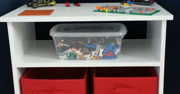 Kids Room Tv Stand : ... TV Stand to LEGO Station Kid's Room ...