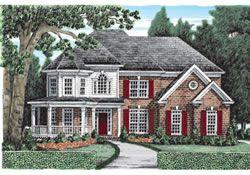 Elevation House Floor Plans House Plans House