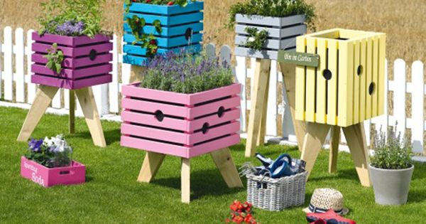 hochbeet selber bauen diy pinterest garten gardens. Black Bedroom Furniture Sets. Home Design Ideas