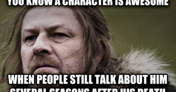 Livememe Com Ned Stark Forever Game Of Thrones Funny Game Of Thrones Game Of Thrones 3