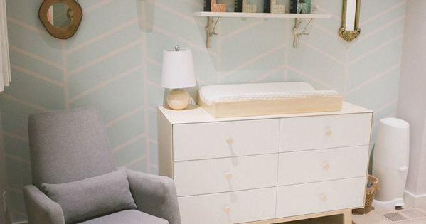 Moderne Kinderslaapkamers : Top 2015 Nursery Ideas from Pantone: