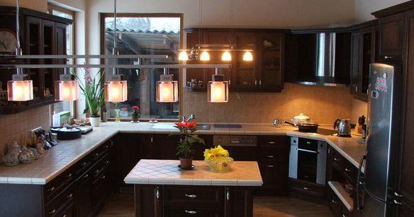 Dise o de cocinas cocinas modernas en color negro en - Cocina moderna madrid ...