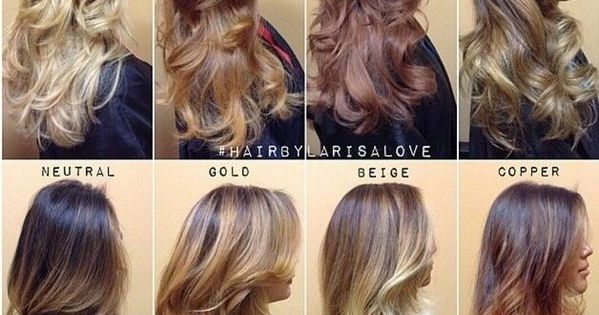 Amazing Ombre Hair Color ideas