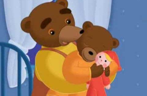 Petit ours brun a perdu son doudou petit ours brun for Petit ours brun a la piscine