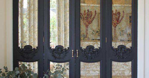 Victorian mirrored closet doors windows doors for Closet doors los angeles
