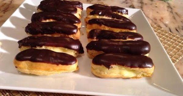 برنامج كل واشكر طريقة عمل جاتوه اكلير Food Mini Cheesecake Recipes