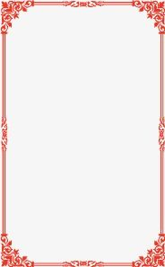Vector Border Red Lace Frame Lace Border Png Transparent Clipart Image And Psd File For Free Download Borders For Paper Page Borders Design Clip Art Borders