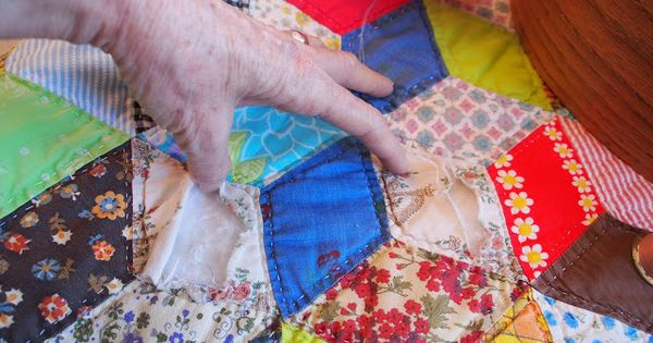 How To Repair A Vintage Quilt Quilts Pinterest Vintage