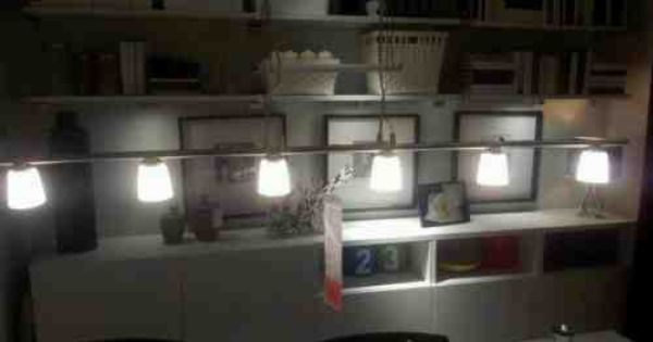 Tidig Ikea Dining Room Light