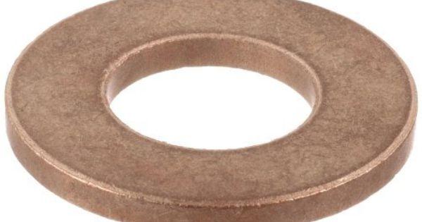 "Clipsandfasteners Inc 100 3//8/"" SAE Flat Washers Zinc Finish 13//16/"" O.D."