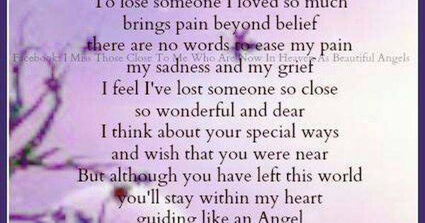 9 Year Death Anniversary Quotes: Loved One... In Loving Memory Of Cindy's 3rd Death