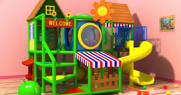 soft indoor play structures - Google Search - Kid friendly decor ...