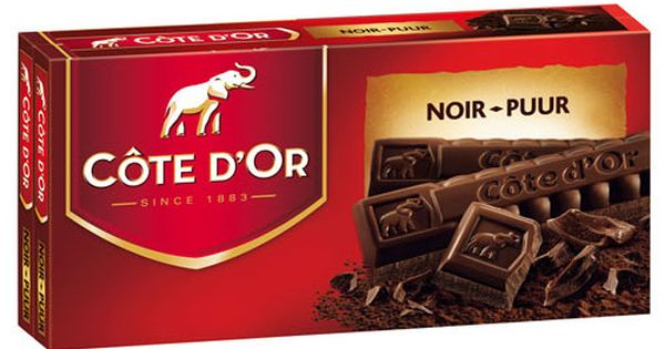 Cote D Or Noir Puur Best Chocolate Ive Ever Had