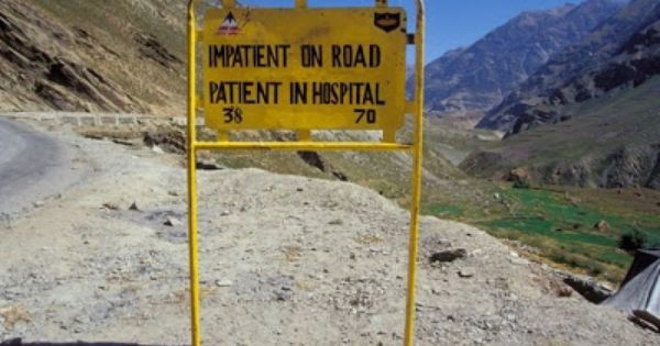 Real Indian Roadsigns - Imgur