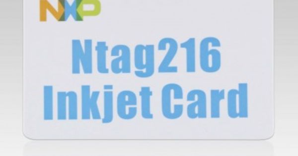 13 56mhz Mifare Ntag213 Rfid Nfc Inkjet Pvc Card Manufacturer In China Printable Cards Inkjet Cards
