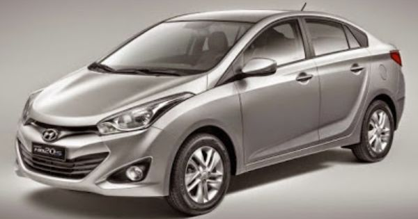 Hyundai Hb20 Sedan 2015 Carros Hyundai Hb20 Carros Sedan