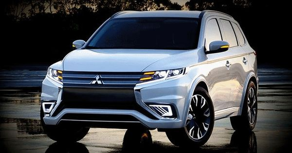Wow 2016 Mitsubishi Outlander Facelift Previewed By Very Stylish Outlander Phev Concept S In 2020 Outlander Phev Mitsubishi Outlander Outlander