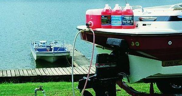 Diy Prep Boat Winterizing Marine Engine Antifreeze Flusher Storage System Kit Boat Storage Boat Accessories Diy Winter Storage