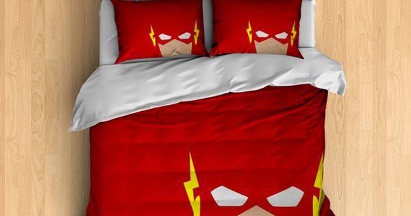 The Flash Bedding The Flash Bedding Set The Flash Duvet