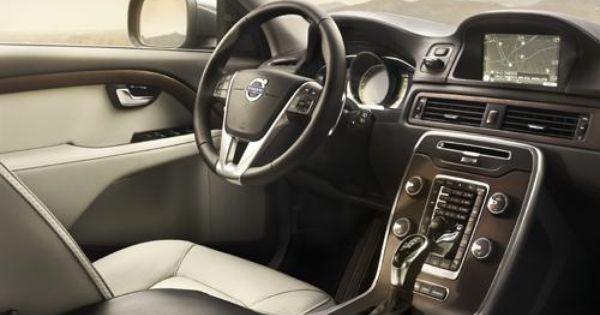 Volvo S80 2014 Interior Volvo Xc60 Volvo Volvo S80