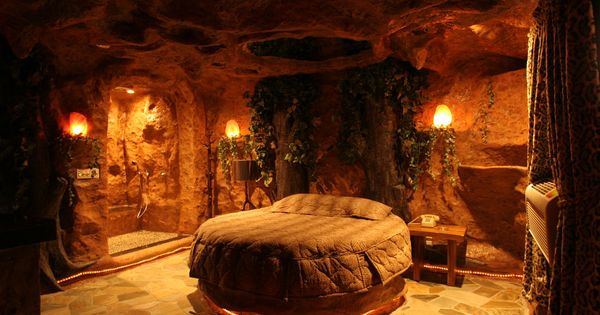 A Tour Of The Cave Room Room Bedrooms And Fantasy Bedroom