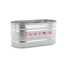 Tub For Tiny House Shop Tarter 100 Gallon Galvanized Steel Stock Tank At Lowes Com 95 00 Galvanized Stock Tank Stock Tank 300 Gallon Stock Tank
