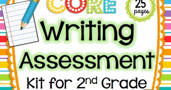 Second Grade Writing Standards
