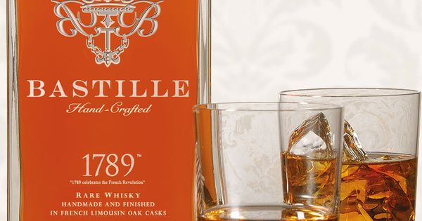 Bastille 1789 blended whiskey featured on walking dead for Cocktail 1789