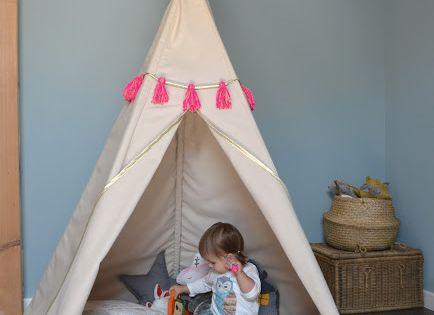 hello birdie diy le tipi d co enfants pinterest. Black Bedroom Furniture Sets. Home Design Ideas