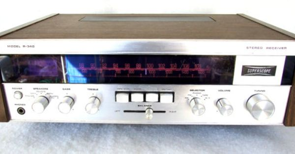 Marantz superscope r340 receiver 1975 by fredsplace2 on Simplisafe z wave