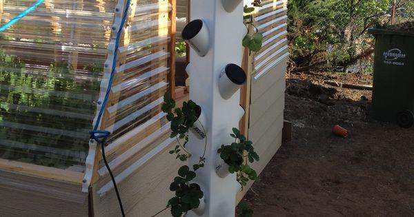 Do It Yourself Home Design: Vertical Growing Pots Wholesale