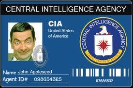 Cia Badges Fakeids Cia Novelty Id Cards Cia Id Badge Central