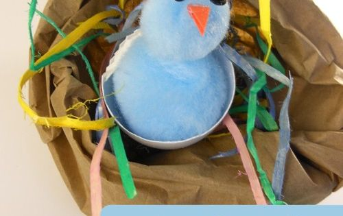 craft ideas for easter bird crafts birds and crafts on 3837