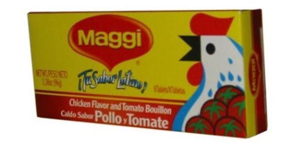 انتبه مكعبات الدجاج ماجي السم البطئ إذا تهمك صحتك Maggi Flavors Convenience Store Products